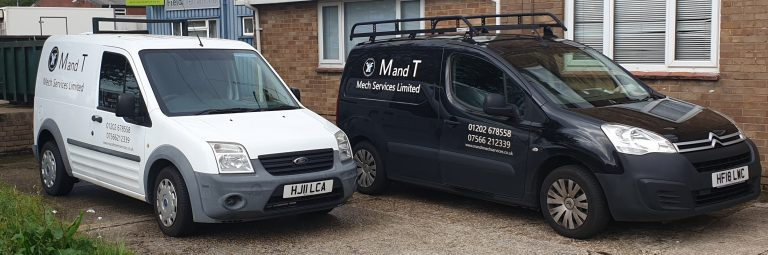 M and T Mech Services Limited